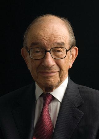 Photo of Alan Greenspan