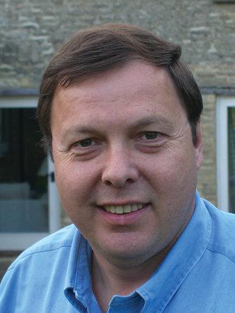 Photo of Felix Francis