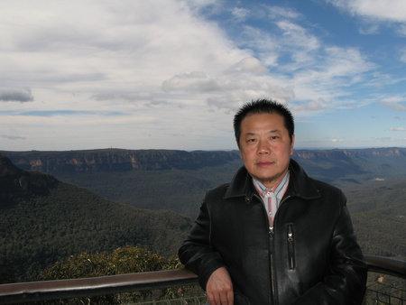 Photo of Wang Gang