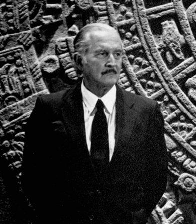 Photo of Carlos Fuentes