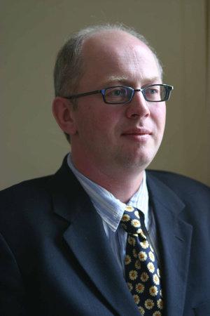 Photo of Matthew Bishop
