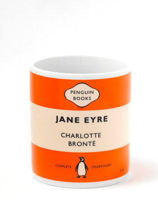 Pen 14 oz Mug: Jane Eyre (Or) by Penguin Merchandise