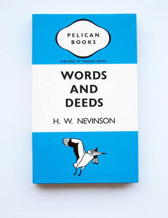 Penguin TriBand Notebook: Words and Deeds by Penguin Merchandise