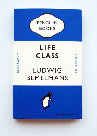 Penguin TriBand Notebook (Lg): Life Class by Penguin Merchandise