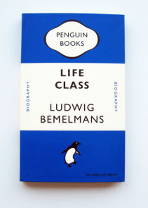 Penguin TriBand Notebook (Lg): Life Class
