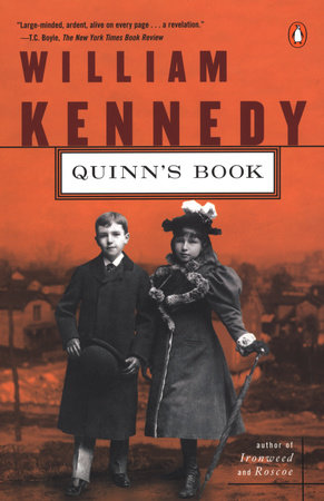 Quinn's Book by William Kennedy
