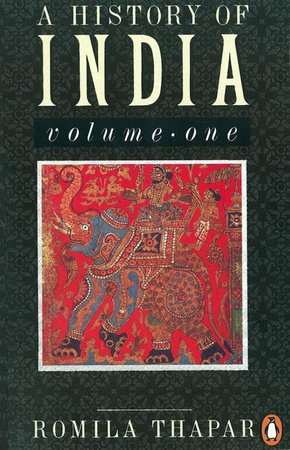 A History of India by Romila Thapar