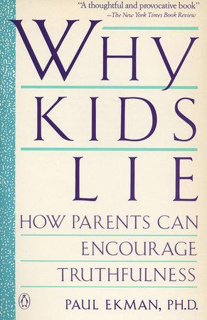 Why Kids Lie by Paul Ekman