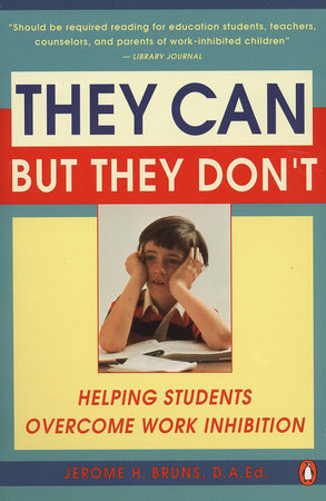 They Can but They Don't by Jerome H. Bruns