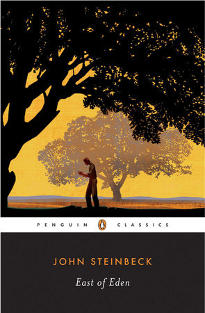 East of Eden Book Cover Picture