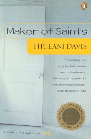 The Maker of Saints by Thulani Davis