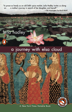 A Journey with Elsa Cloud by Leila Hadley