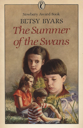 Summer of the Swans, the (Puffin Modern Classics) by Betsy Byars