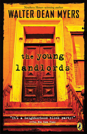 The Young Landlords by Walter Dean Myers