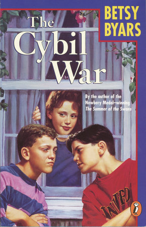 The Cybil War by Betsy Byars
