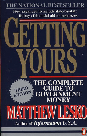 Getting Yours by Matthew Lesko