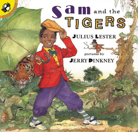 Sam and the Tigers by Julius Lester
