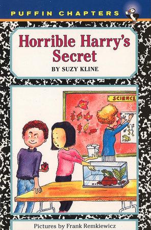 Horrible Harry's Secret by Suzy Kline