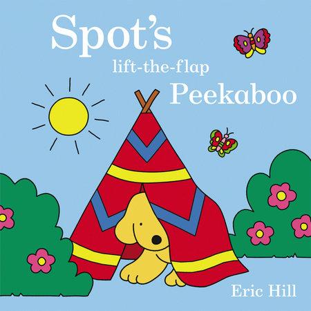 Spot's Peekaboo by Eric Hill