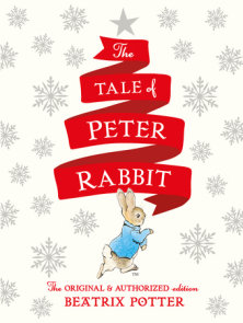 The Tale of Peter Rabbit Holiday Edition