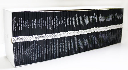 Little Black Classics Box Set by Various