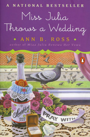Miss Julia Throws a Wedding by Ann B. Ross