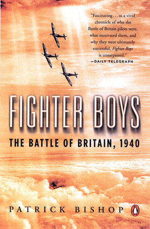 Fighter Boys by Patrick Bishop