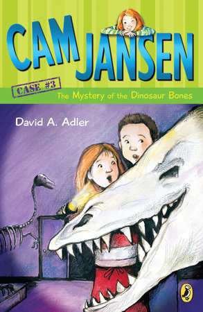 Cam Jansen: the Mystery of the Dinosaur Bones #3 by David Adler; Illustrated by Susanna Natti