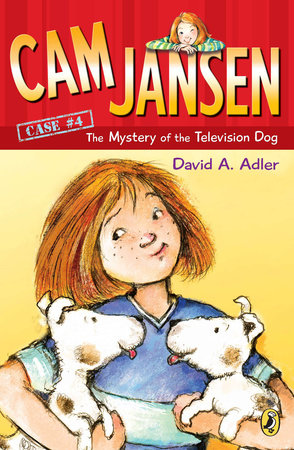 Cam Jansen: The Mystery of the Television Dog #4 by David A. Adler