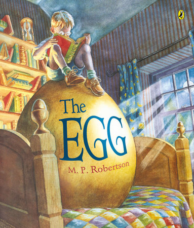 The Egg by M.P. Robertson