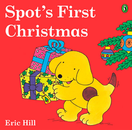 Spot's First Christmas (color) by Eric Hill