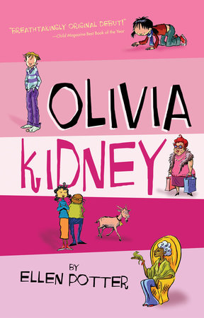 Olivia Kidney by Ellen Potter