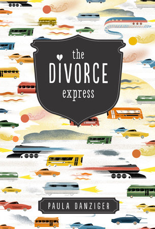 The Divorce Express by Paula Danziger