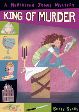 King of Murder by Betsy Byars