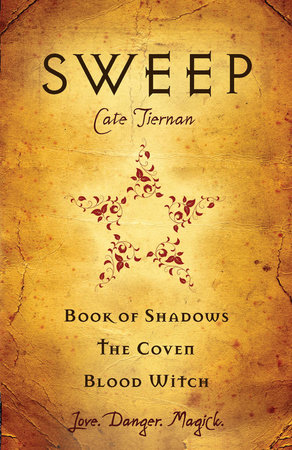 Sweep: Book of Shadows, the Coven, and Blood Witch by Cate Tiernan