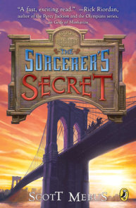 Gods of Manhattan 3: Sorcerer's Secret