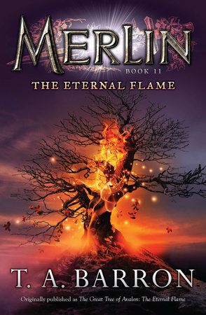 The Eternal Flame by T. A. Barron