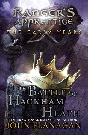 The Battle of Hackham Heath by John Flanagan