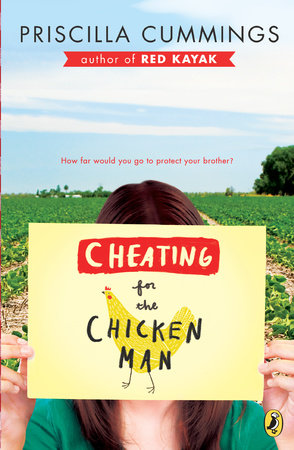 Cheating for the Chicken Man by Priscilla Cummings