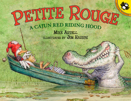 Petite Rouge by Mike Artell