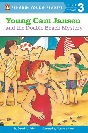 Young Cam Jansen and the Double Beach Mystery by David A. Adler