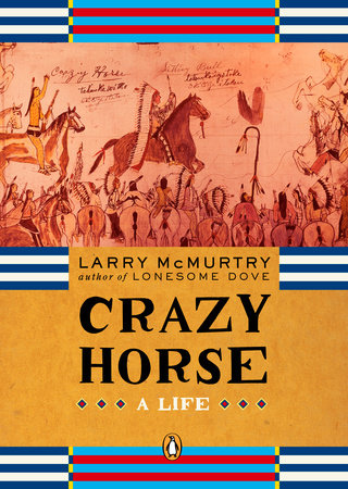 Crazy Horse by Larry McMurtry