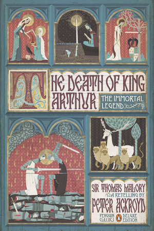 The Death of King Arthur by Thomas Malory