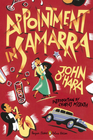 Appointment in Samarra by John O'Hara - Reading Guide -  PenguinRandomHouse com: Books