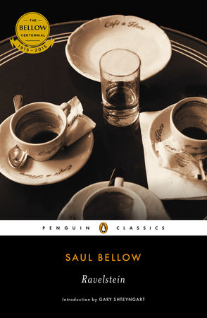 Ravelstein by Saul Bellow