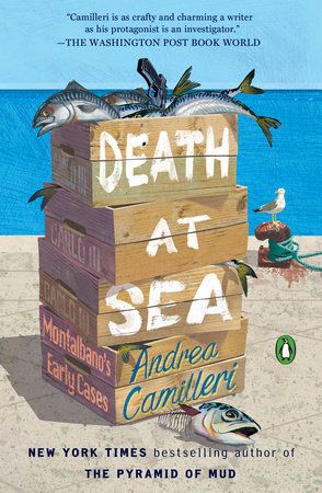 Death at Sea by Andrea Camilleri