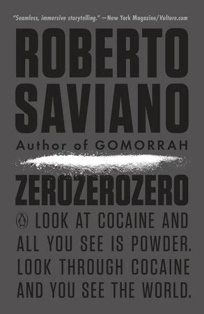 ZeroZeroZero by Roberto Saviano
