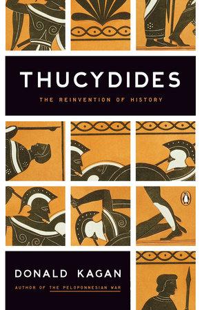Thucydides by Donald Kagan