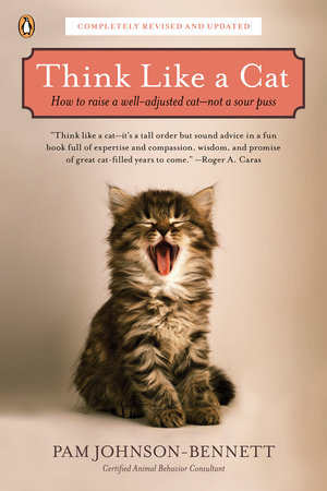 Think Like a Cat by Pam Johnson-Bennett