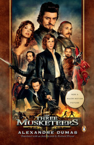 The Three Musketeers (Movie Tie-In)